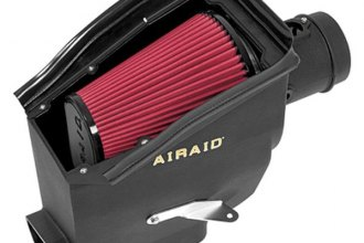 AIRAID® - MXP Series Cold Air Dam Intake System with Red SynthaFlow Air Filter and Intake Tube