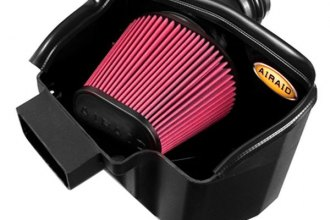 AIRAID® 450-260 - MXP Series Cold Air Dam Intake System with Red SynthaFlow Air Filter without Intake Tube