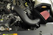 AIRAID® - MXP Series Cold Air Dam Intake System - Installed