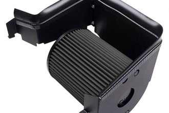 AIRAID® 452-181 - Cold Air Dam Intake System with Black SynthaMax Air Filter without Intake Tube