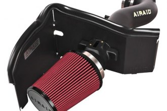 AIRAID® 510-173 - Cold Air Dam Intake System with Red SynthaFlow Air Filter and MIT Intake Tube