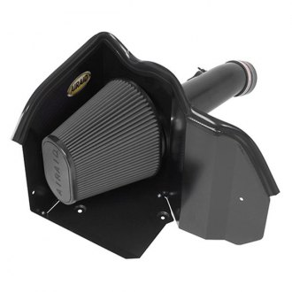 AIRAID® - Dam High-Density Polyethylene Black Cold Air Intake System with Intake Tube