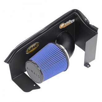AIRAID® - QuickFit™ High-Density Polyethylene Black Cold Air Intake System without Intake Tube