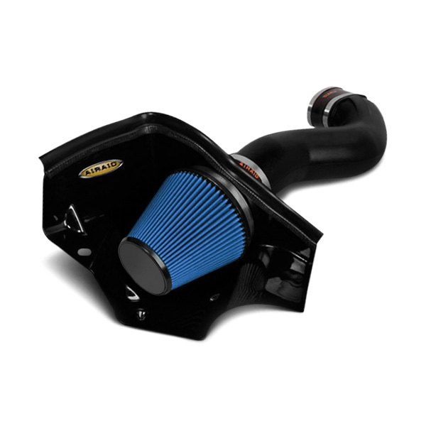 Airaid® - MXP Series Cold Air Dam Intake System with Blue SynthaMax Air Filter and Intake Tube