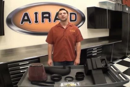 201-266 - AIRAID® MXP Series Dam Air Intake System Video