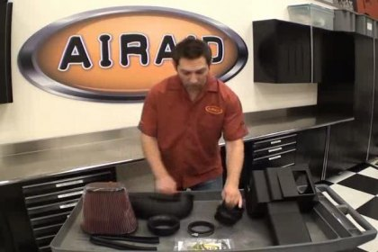 200-289 - AIRAID® MXP Series Dam Air Intake System Video