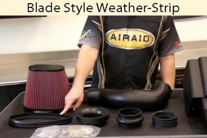 201-270 - AIRAID® MXP Series Dam Air Intake System Video