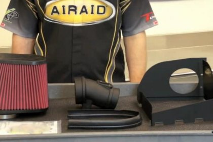 400-239-1 - AIRAID® Dam Air Intake System Video