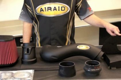 401-299 - AIRAID® Dam Air Intake System Video