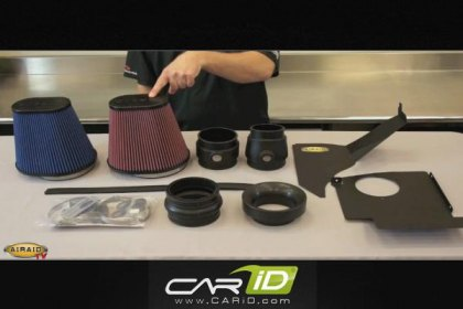 351-193 - AIRAID® Dam Air Intake System Video