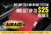 Airaid Special Offers