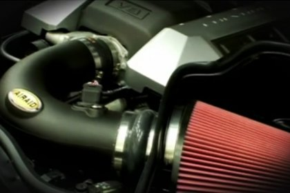 AIRAID® Air Intake System Commercial