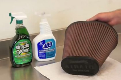 AIRAID® SynthaMax (Non-Oiled) Air Filter Cleaning Instructions video (HD)