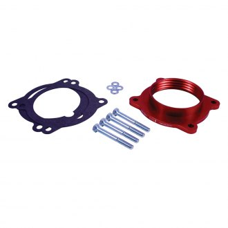 /& More 3.6L AFE Silver Bullet Throttle Body Spacer For Cadillac Chevrolet