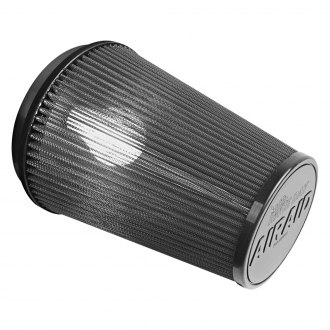 "AIRAID® - Race Day® Oval Tapered Gray Air Filter (5"" F x 4.25"" BOL x 3"" BOW x 4.25"" TOL x 3"" TOW x 5.625"" H)"