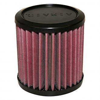 AIRAID® - SynthaMax® Round Straight Red Air Filter