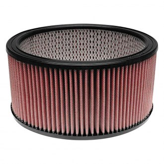 AIRAID® - SynthaMax® Round Red Air Filter