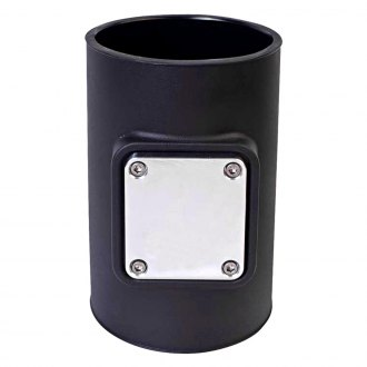 "AIRAID® - Resin Black Mass Air Flow Tube with Blank Plate (4"" OD)"