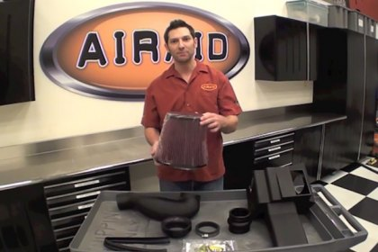 202-247 - AIRAID® MXP Series Dam Air Intake System Video
