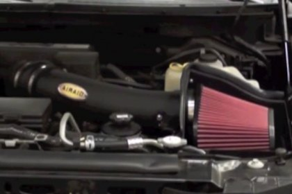 400-272 - AIRAID® Dam Air Intake System Video