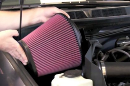 510-213 - AIRAID® Dam Air Intake System Video