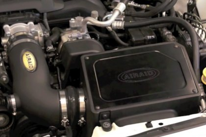 510-307 - AIRAID® MXP Series Dam Air Intake System Video