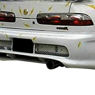 AIT Racing® - Fiberglass Rear Bumper Cover