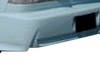 AIT Racing® - Extreme Style Fiberglass Rear Bumper Cover