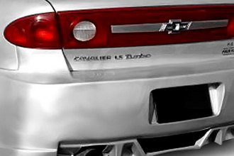 AIT Racing® - Rear Bumper Cover