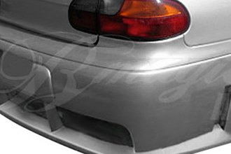 AIT Racing® - MAX Style Rear Bumper Cover