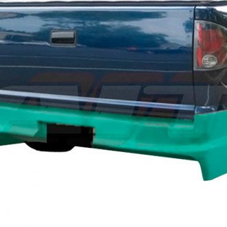 AIT Racing® - Drift Style Fiberglass Rear Bumper Cover (Unpainted)