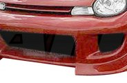 AIT Racing® - BZ Style Front Bumper Cover