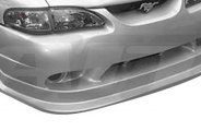 AIT Racing® - CBR Style Front bumper Cover