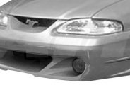 AIT Racing® - STA Style Front Bumper Cover