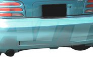 AIT Racing® - STA Style Rear Bumper Skirt