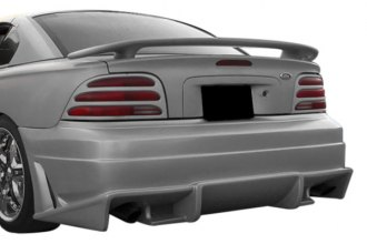 AIT Racing® - Vascious Style Rear Bumper Cover
