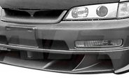 AIT Racing® - Extreme Style Front Bumper Cover