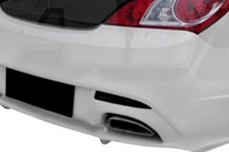 AIT Racing® - FX Style Rear Bumper Cover