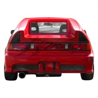 AIT Racing® - Tunnel Style Fiberglass Rear Hatch with Pexi Glass (Unpainted)