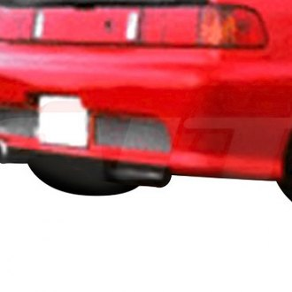 AIT Racing® - MGN Style Fiberglass Rear Bumper Cover (Unpainted)