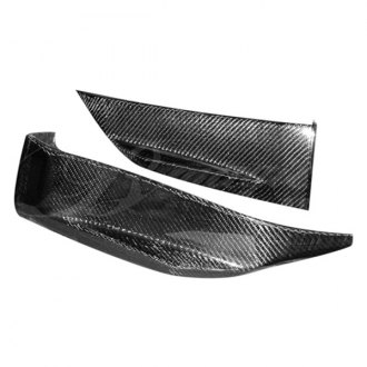 AIT Racing® - GTR Style Carbon Fiber Rear Bumper Skirts