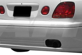 AIT Racing® - VIP Style Rear Bumper Cover