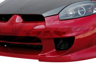 AIT Racing® - Black Out 2 Style Front Bumper Cover