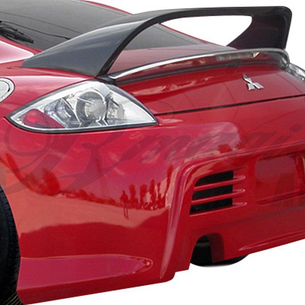 Ait racing me06hibko2rb mitsubishi eclipse 2007 black for Garage mitsubishi valence