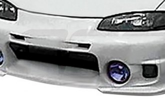 AIT Racing® - EVO Style Fiberglass Front Bumper Cover