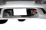 AIT Racing® - Wiz Style Front Bumper Cover