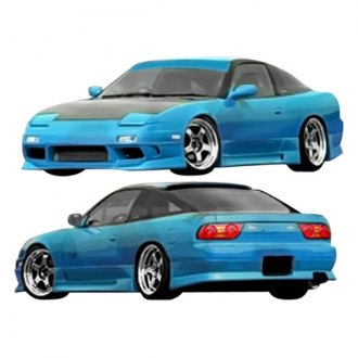AIT Racing® - GP Style Fiberglass Body Kit (Unpainted)