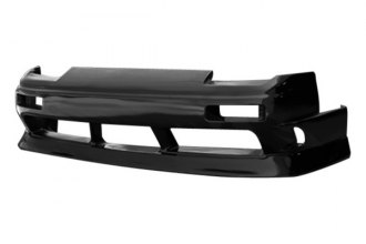 AIT Racing® - Type-X Style Fiberglass Front Bumper Cover