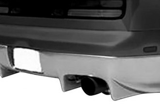 AIT Racing® - VS Style Half Rear Bumper Cover