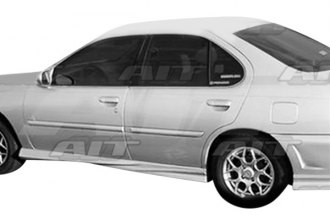AIT Racing® - Extreme Style Fiberglass Side Skirts